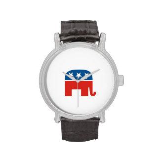 Partido Republicano Estados Unidos América de los Relojes De Mano