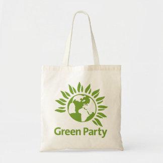 Partido Verde Bolsa Lienzo