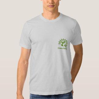 Partido Verde Camisas