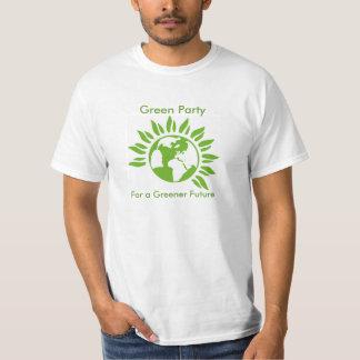 Partido Verde Polera