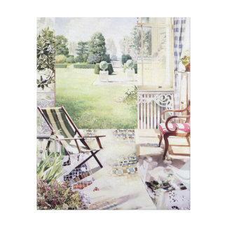 Partie de Campagne 1988 Canvas Print