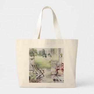 Partie de Campagne 1988 Large Tote Bag