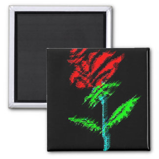 Parties 2 Inch Square Magnet