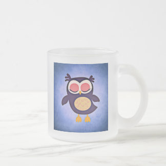 Parties celebration friends reunions presents frosted glass coffee mug