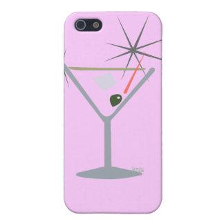 Partini Martini Glass iPhone SE/5/5s Case