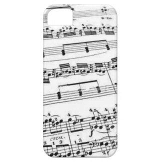 Partitura iPhone 5 Carcasa