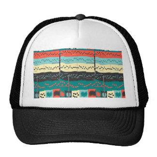 Partitura loca gorras