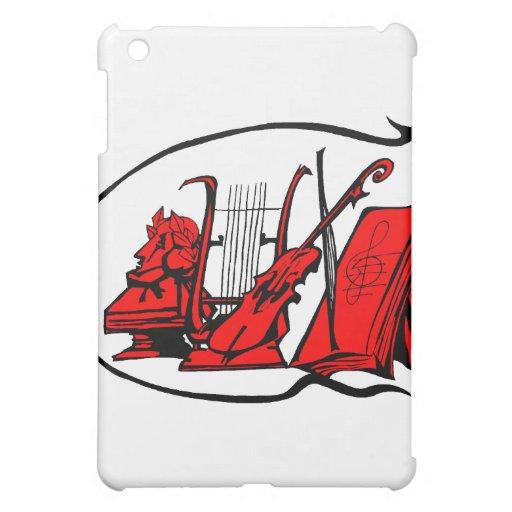 partitura roja design.png del violín del lyre del