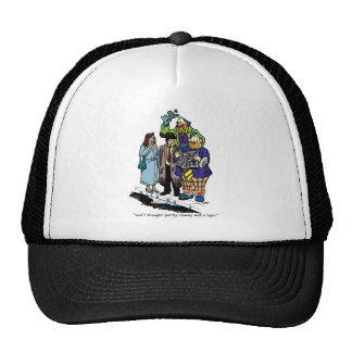 Partly Clowny Trucker Hat