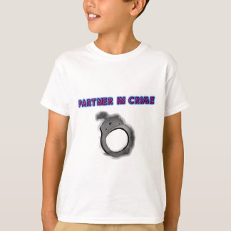 Partner In Crime Right Handcuff T-Shirt