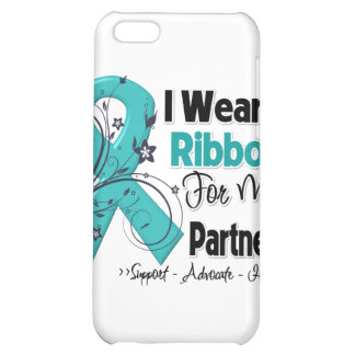 Partner - Ovarian Cancer Ribbon Cover For iPhone 5C
