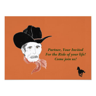 Partner, Your invited Card