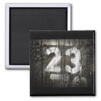 partners 2 inch square magnet