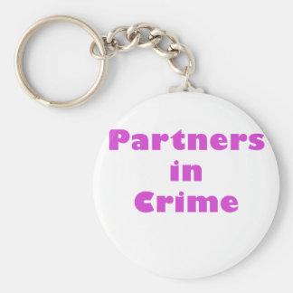 Partners - adentro - crimen llaveros
