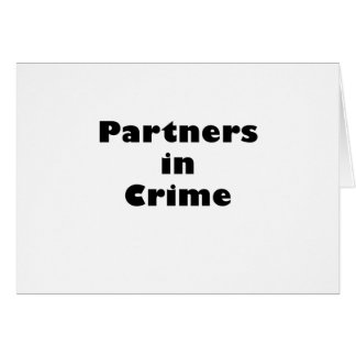 Partners - adentro - crimen felicitacion