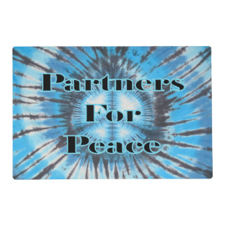 Partners for Peace Placemat