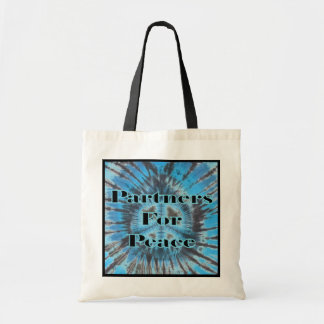 Partners for Peace Tote Bag