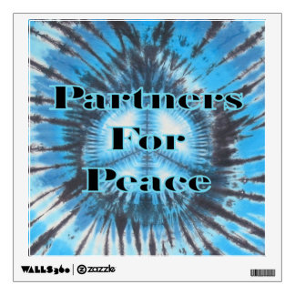 Partners For Peace Wall Skins