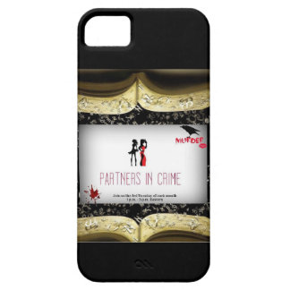 Partners In Crime I-Phone Case