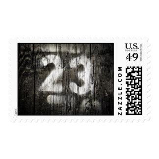 partners postage stamp