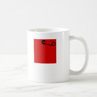 ¡Partout del colorete de Carré! Tazas De Café