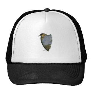 partridge bird, tony fernandes trucker hat