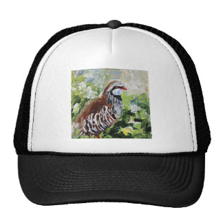 Partridge design just for you trucker hat