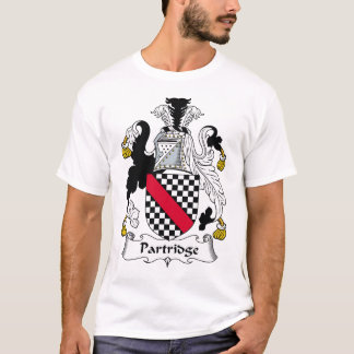 Partridge Family Crest T-Shirt