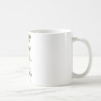 Partridge in a Green Pear Tree Classic White Coffee Mug