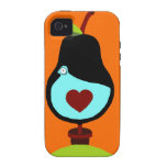 Partridge in a Pear Tree Case For The iPhone 4
