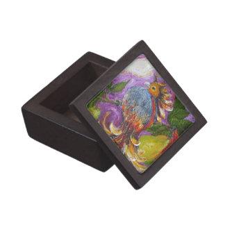 Partridge in a Pear Tree Gift Box Premium Keepsake Box