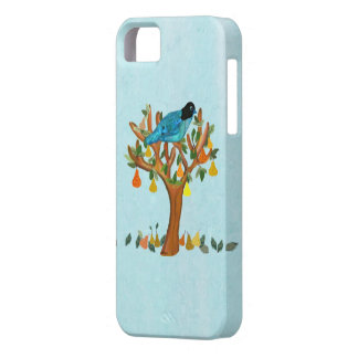 Partridge in a Pear Tree IPhone 5 Case
