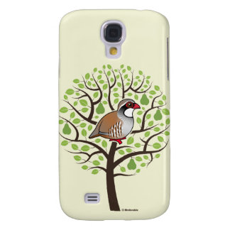 Partridge in a Pear Tree Samsung S4 Case