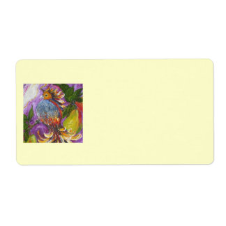 Partridge in a Pear Tree shipping Label