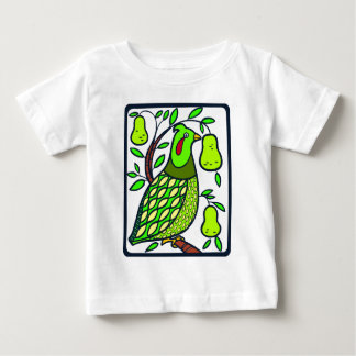 Partridge in Pear Tree Baby T-Shirt