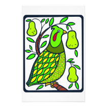 Partridge in Pear Tree Stationery