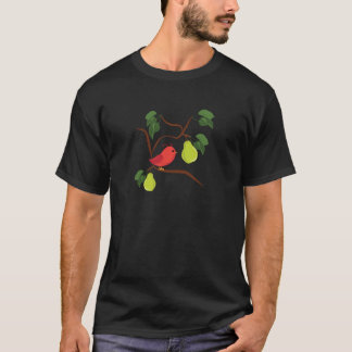 Partridge In Pear Tree T-Shirt