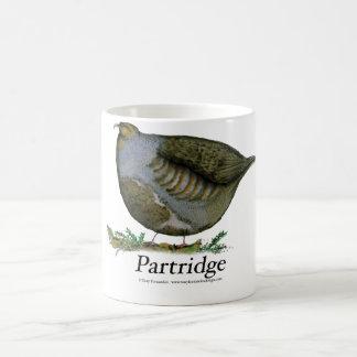 partridge, tony fernandes coffee mug