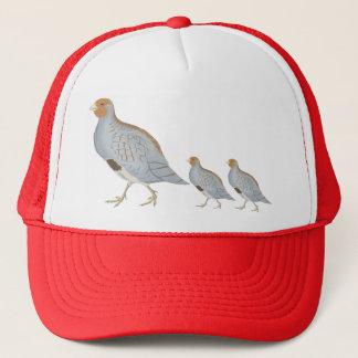 Partridge ... trucker hat