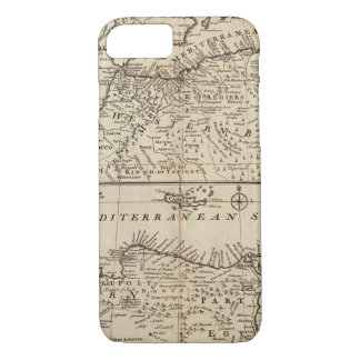Parts of Barbary, Africa iPhone 8/7 Case