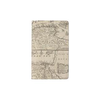 Parts of Barbary, Africa Pocket Moleskine Notebook