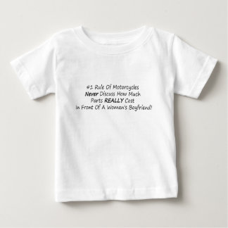 Parts Really Cost In Front Of A Womans Boyfriend Baby T-Shirt