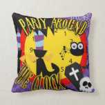 Party All the time Pillow bright and fun