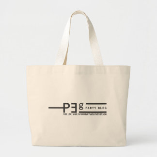 Party and Event Guide Logo W/ Slogan Bag