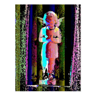 Party Angel Postcard