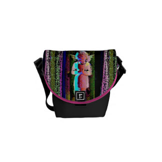 Party Angel Small Messenger Bag
