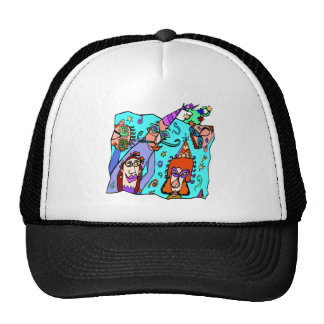Party Animal 50th Birthday Gifts Trucker Hat
