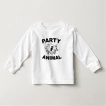 Party Animal. A Fun Design for Fun People. Toddler T-shirt