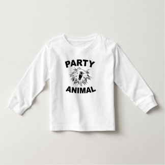 Party Animal. A Fun Design for Fun People. Toddler T-shirt