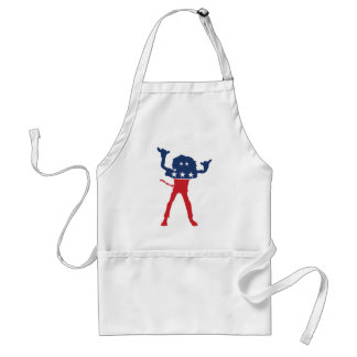 Party Animal Adult Apron